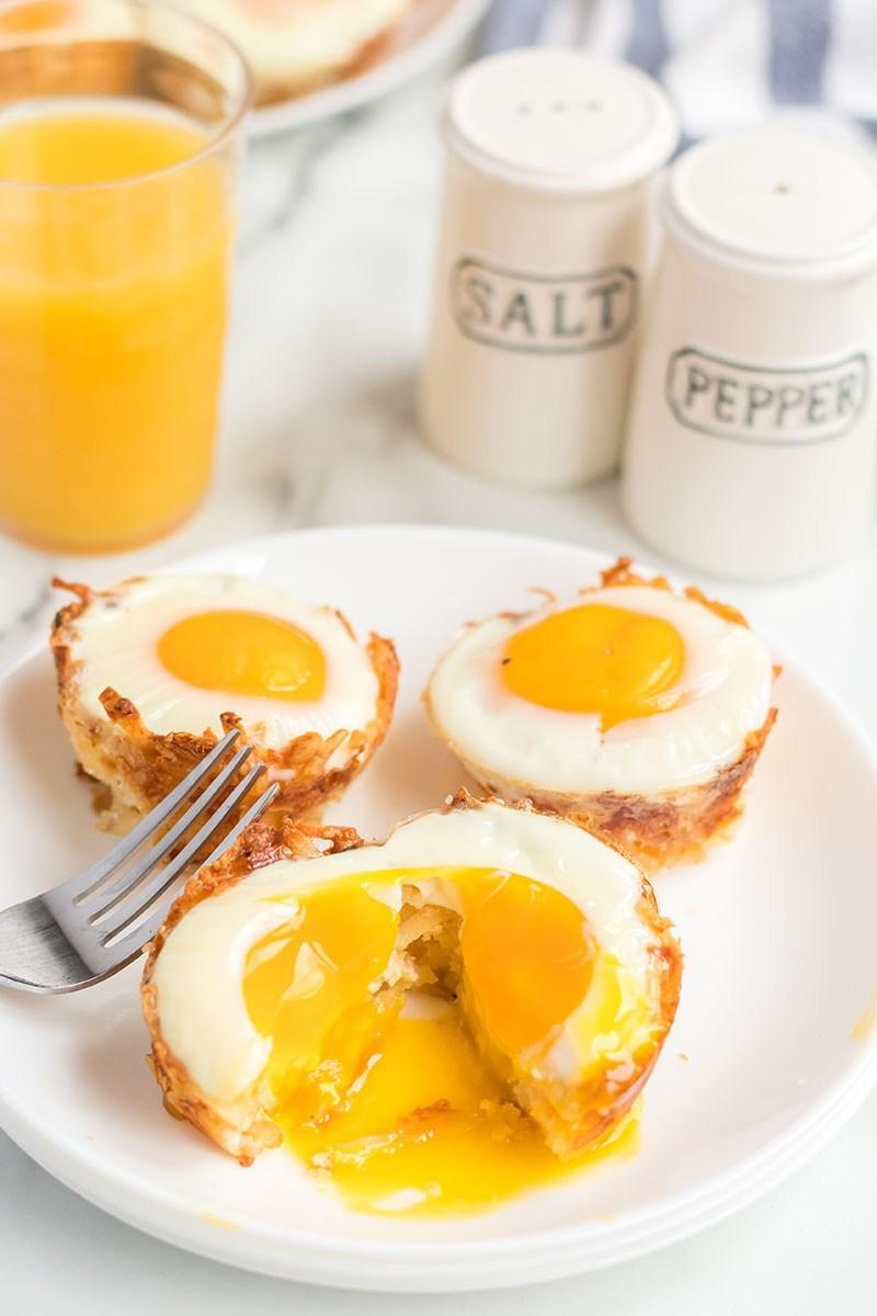 #10 Bird's Nest Breakfast Cups