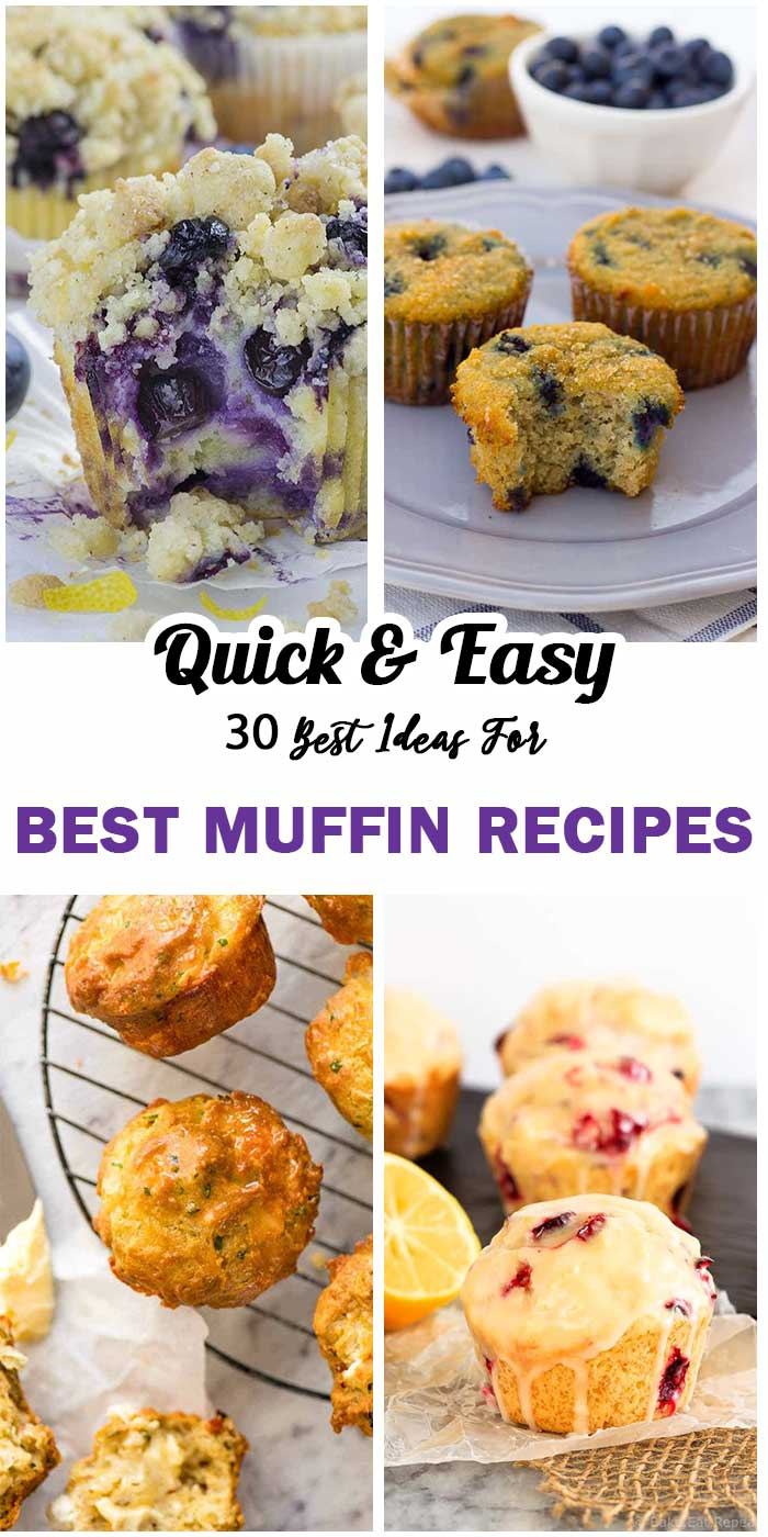 Best Muffin Recipes To Make At Home