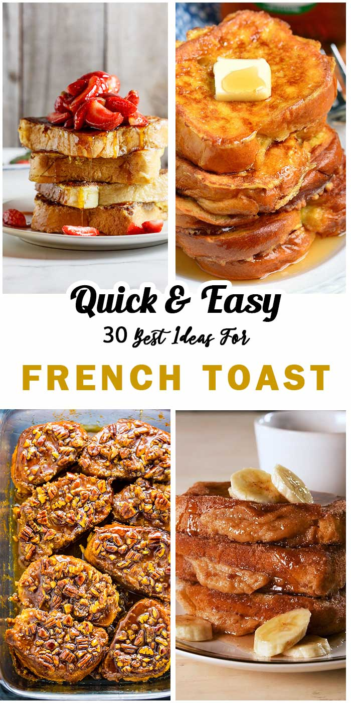 French Toast For Protein-Rich Breakfast
