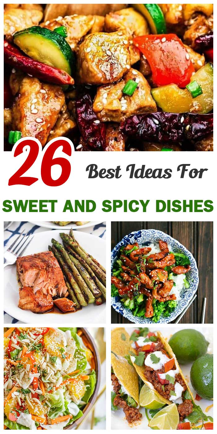 Sweet and Spicy Dishes To Tease Your Taste Buds