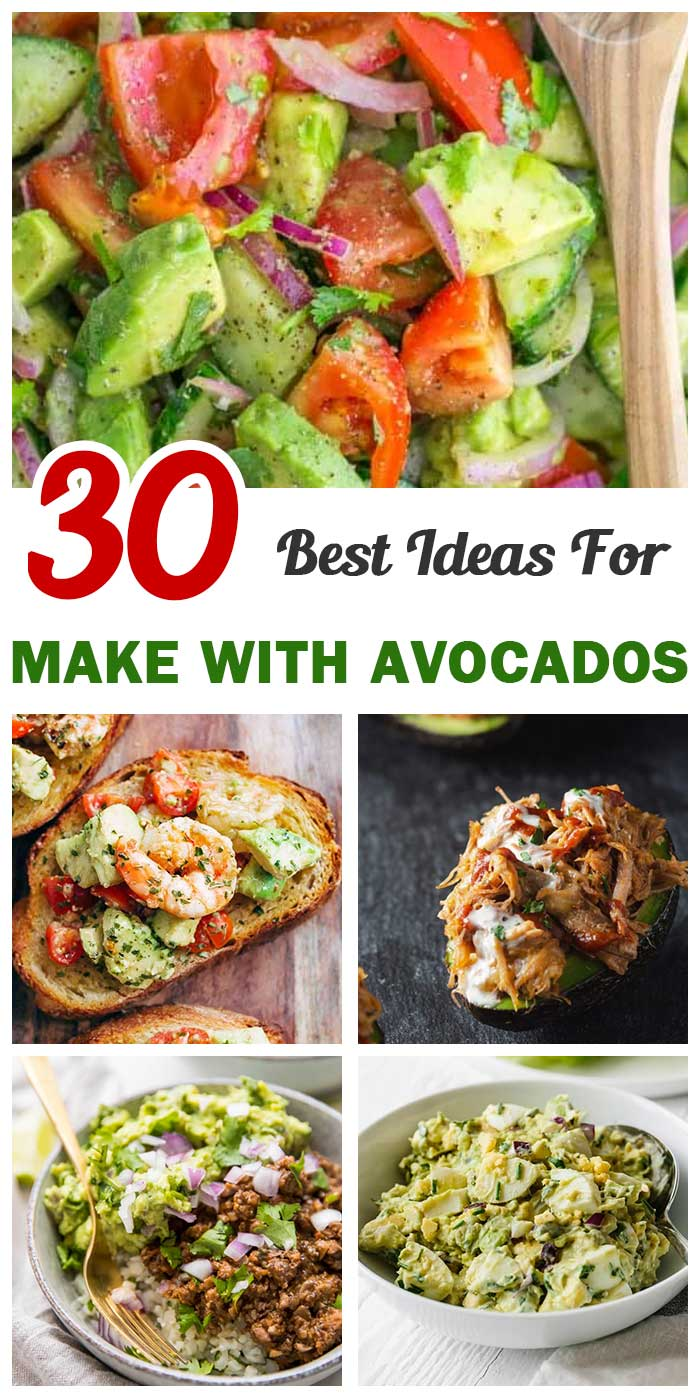 What Are The Best Things To Make With Avocados?